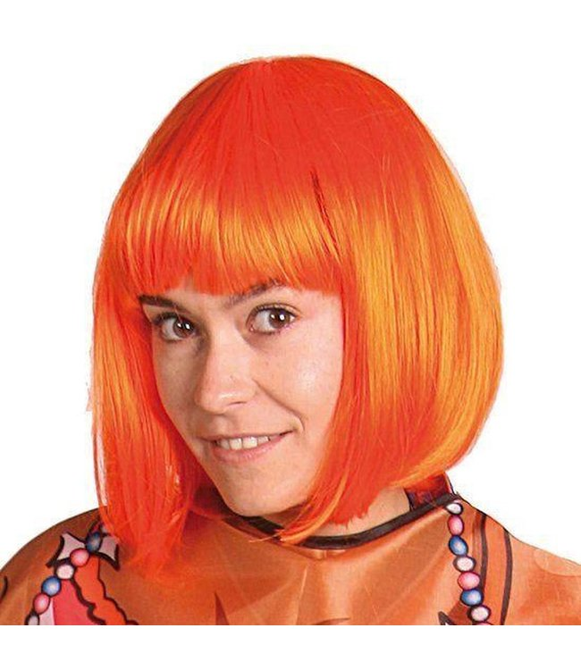 Oranje Pruik