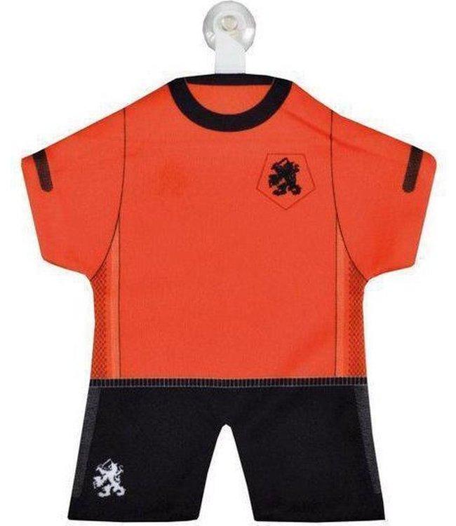 Nederlands Elftal Vaantje - Minikit - Holland - Oranje
