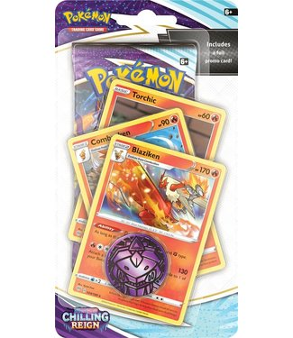 Pokémon TCG Sword & Shield 6 Premium Checklane