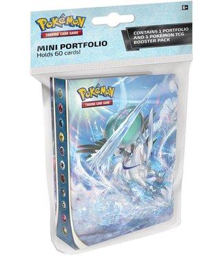 Pokémon Display TCG Sword & Shield 6 Col. album  + booster