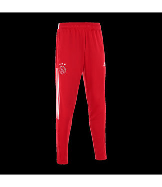 Adidas Ajax Trainingsbroek 2021-2022 Rood  XL