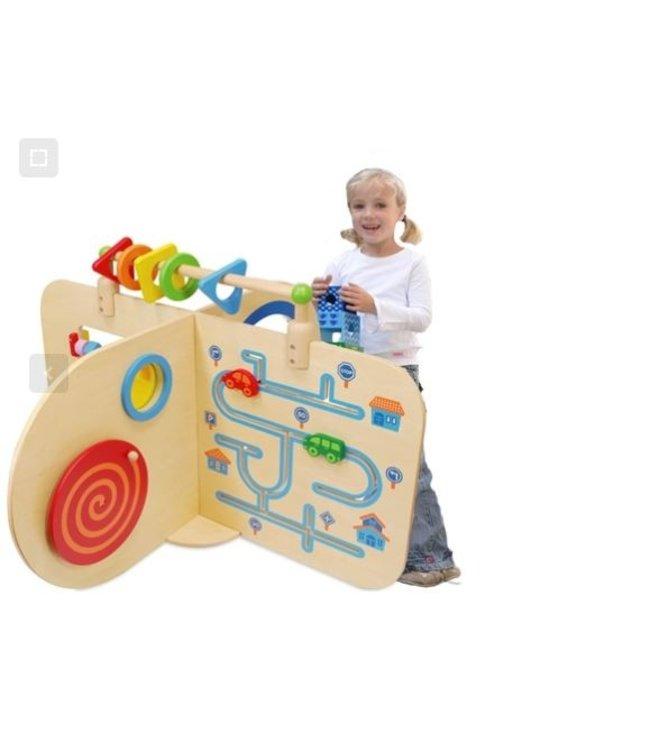 Groot speel activity - Houten Kinderspeelgoed