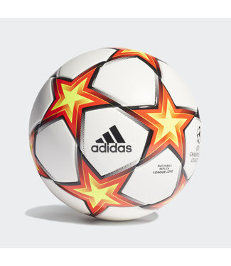 Adidas Voetbal Champions League 2021 League J290 - Wit/Rood/