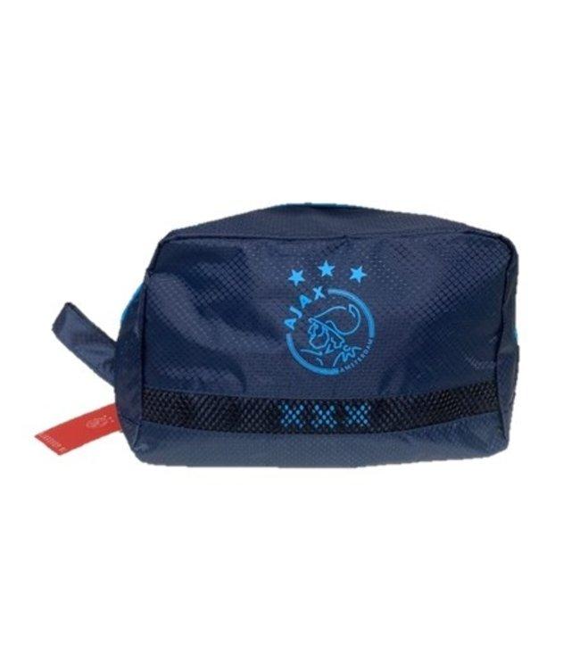 Ajax Toilettas Blauw mesh XXX