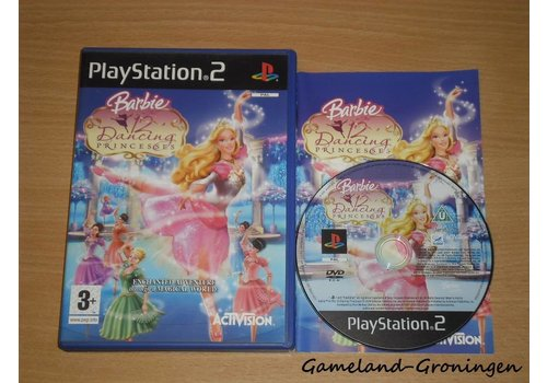 Barbie in The 12 Dancing Princesses (Compleet)