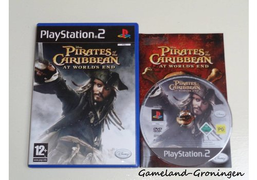 Disney's Pirates of the Caribbean At World's End (Compleet)