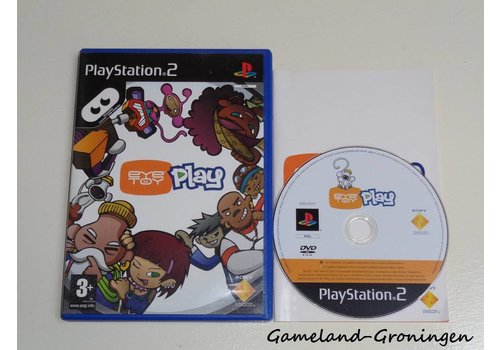 Eye Toy Play (Compleet)