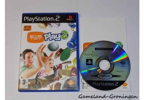 Eye Toy Play 2 (Compleet)