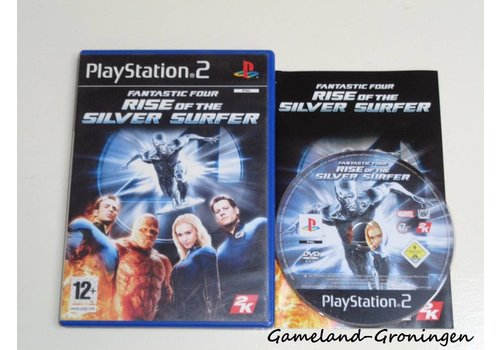 Fantastic Four Rise of the Silver Surfer (Complete)