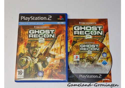 Tom Clancy's Ghost Recon 2 (Complete)