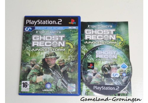 Tom Clancy's Ghost Recon Jungle Storm (Complete)