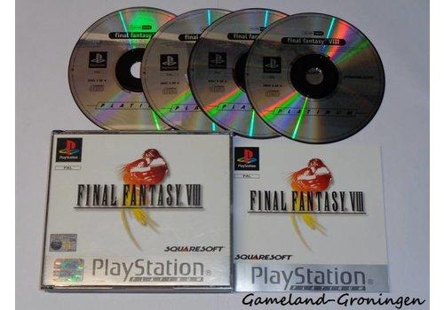 Final Fantasy VIII (Compleet, Platinum)