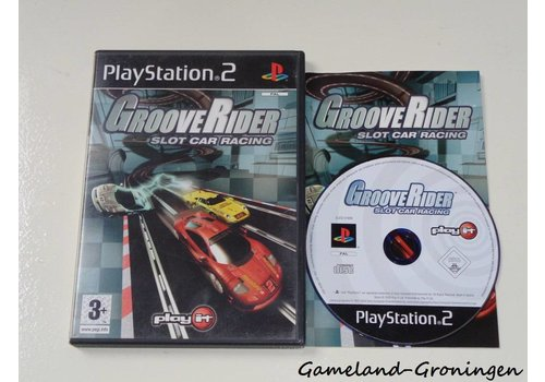 Grooverider Slot Car Racing (Complete)
