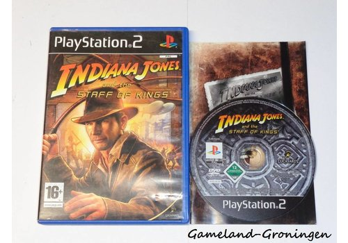Indiana Jones and the Staff of Kings (Complete)