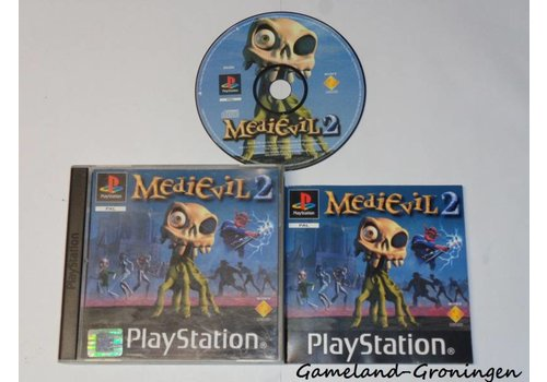 Medievil 2 (Complete)