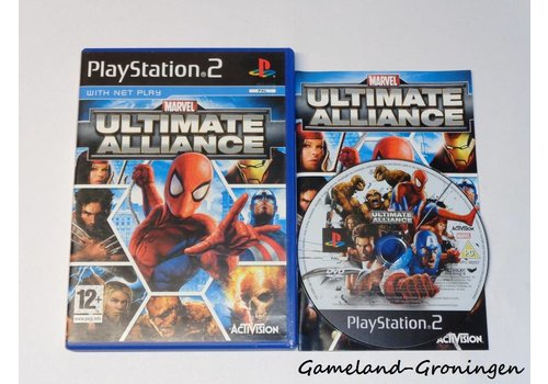 Marvel Ultimate Alliance (Compleet)