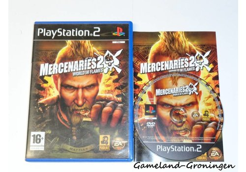 Mercenaries 2 World in Flames (Complete)