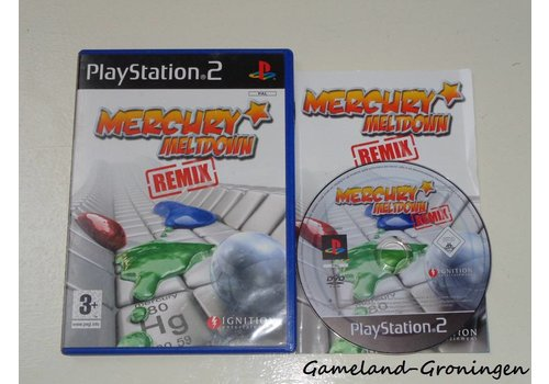 Mercury Meltdown Remix (Compleet)