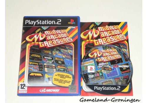 Midway Arcade Treasures (Compleet)