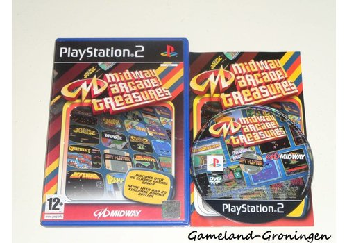 Midway Arcade Treasures (Complete)