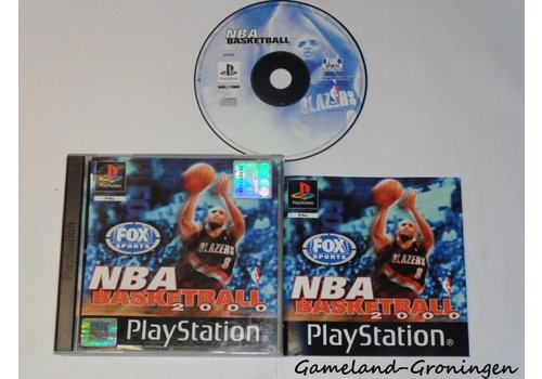 NBA Basketball 2000 (Complete)