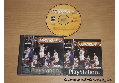 NBA Fastbreak 98 (Complete)