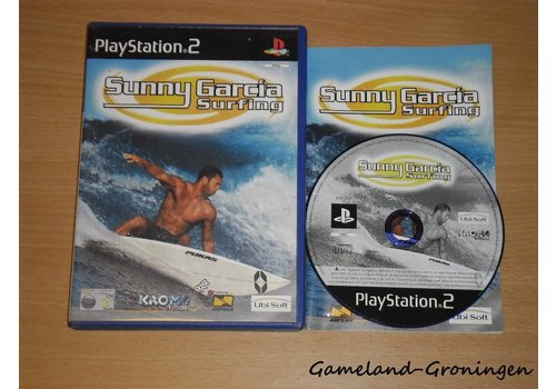 Sunny Garcia Surfing (Compleet)