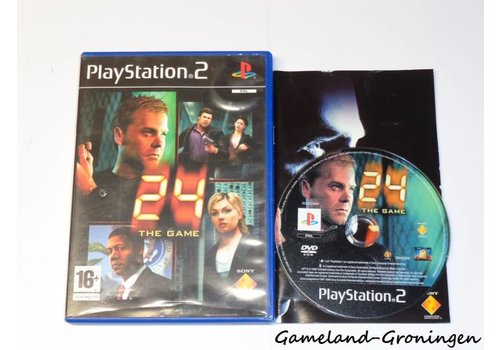 24 The Game (Compleet)