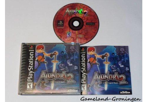 Alundra 2 (Complete, NTSC/USA)