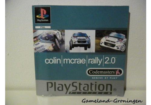 Colin McRae Rally 2.0 (Manual, Platinum)