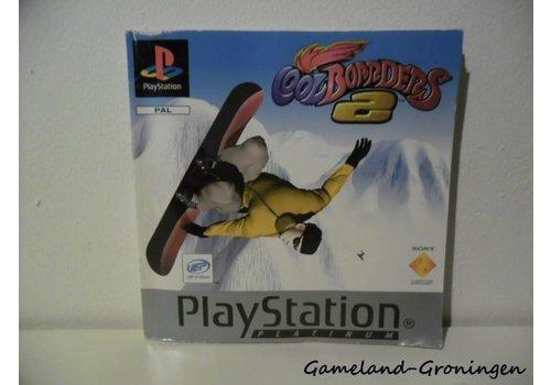 Cool Boarders 2 (Manual, Platinum)