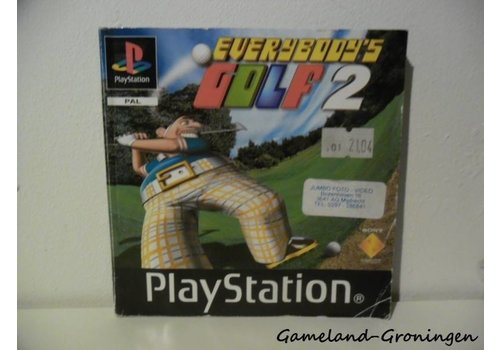 Everbody`s Golf 2 (Manual)