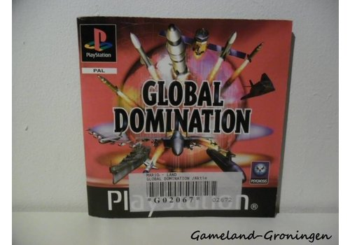 Global Domination (Handleiding)