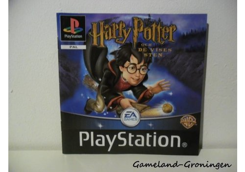 Harry Potter Och de Vises Sten (Handleiding)