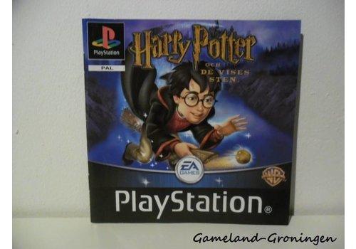 Harry Potter Och de Vises Sten (Manual)