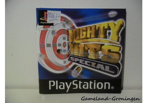 Mighty Hits Special (Handleiding)
