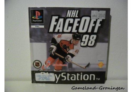 NHL FaceOff 98 (Handleiding)