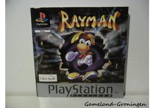 Rayman (Handleiding, Platinum)