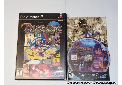 Disgaea Hour of Darkness (Complete, NTSC / USA)