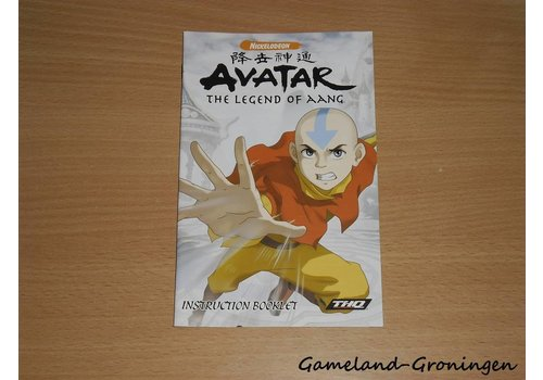 Avatar De Legende van Aang (Manual)
