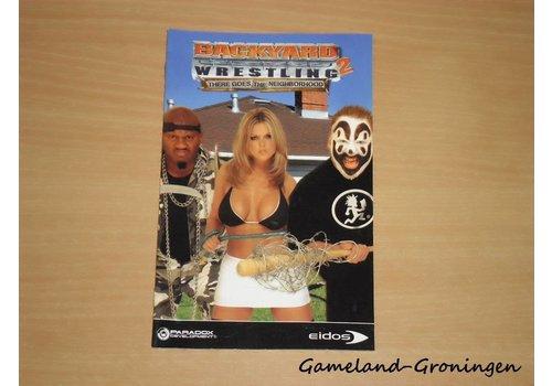 Backyard Wrestling 2 (Handleiding)