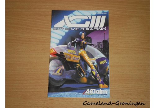 Extreme G Racing (Manual)