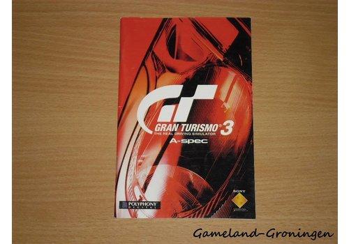 Gran Turismo 3 (Handleiding)