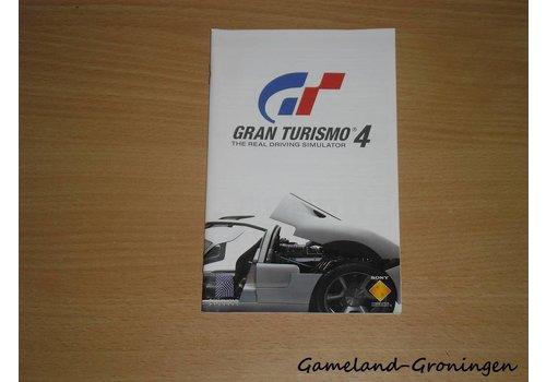 Gran Turismo 4 (Handleiding)