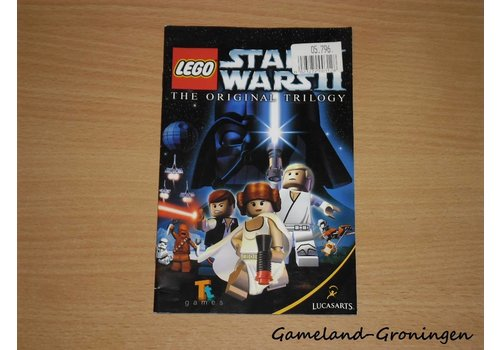 Lego Star Wars II (Handleiding)