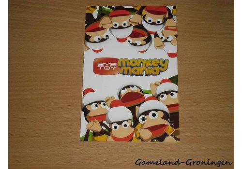 Monkey Mania (Handleiding)