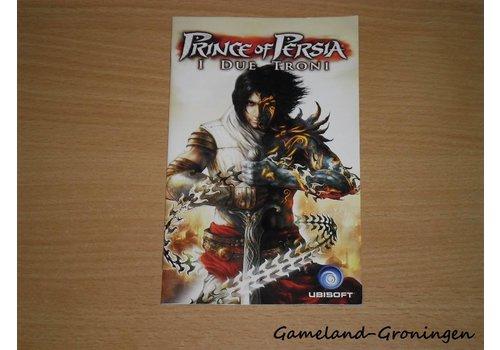 Prince of Persia Due Troni (Handleiding)