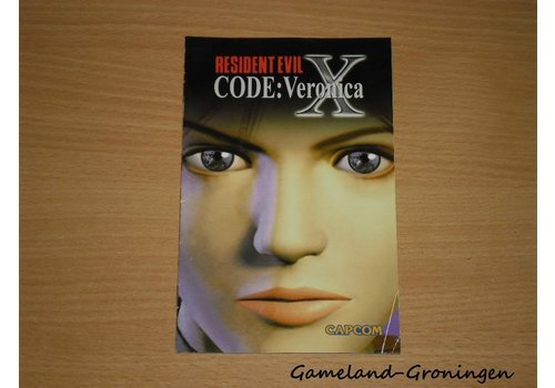 Resident Evil Code Veronica X (Manual)