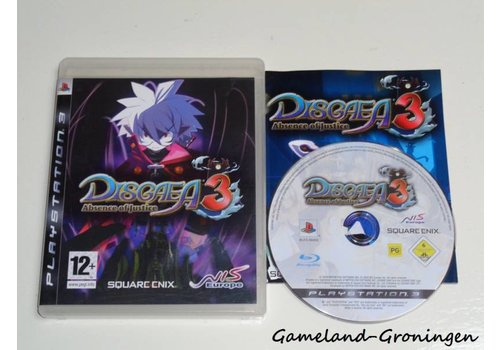 Disgaea 3 Absence of Justice (Compleet)