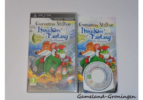 Geronimo Stilton in the Kingdom of Fantasy (Complete)